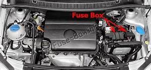 Fuse Box Diagram  U0026gt  Volkswagen Fox  5z  2004