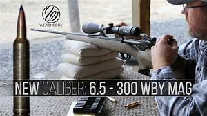 New Rifle Review  The Weatherby 6 5-300 Wby Mag