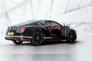 Bentley Continental Gt Speed : bentley continental gt black speed edition announced for australia performancedrive ~ Gottalentnigeria.com Avis de Voitures