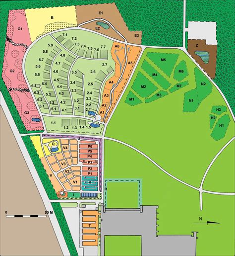 Botanischer Garten Plan by Overview Universit 228 T Regensburg