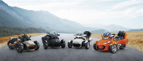 Can-am Spyder Roadster Rs 2011