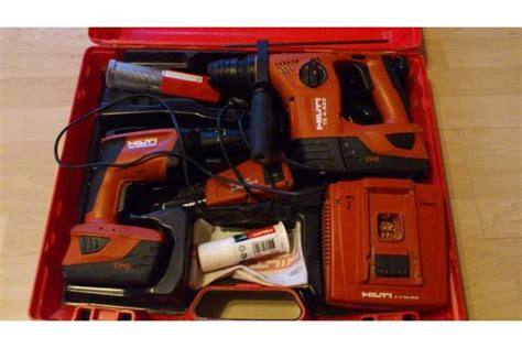 hilti akku set hilti set te4a sd5000 a22 in stuttgart werkzeuge kaufen und verkaufen 252 ber kleinanzeigen