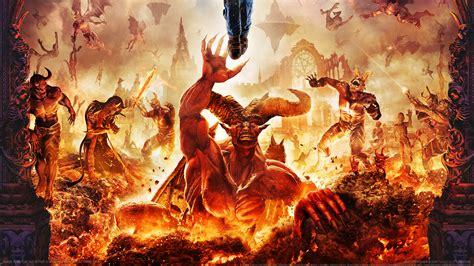 saints row gat   hell wallpaper