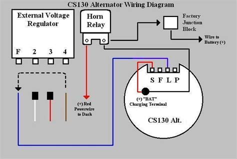 Chevy 3 Wire Alternator Voltameter Diagram by Alternator Conversion 70 Cutlass Classicoldsmobile