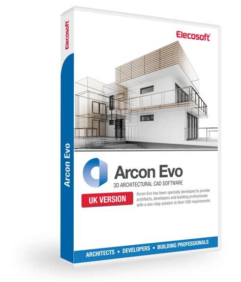 arcon evo  architectural cad software elecosoft