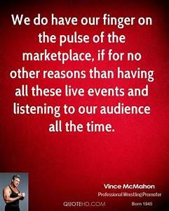 Vince McMahon Quotes. QuotesGram