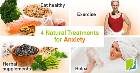 natural treatments  anxiety menopause
