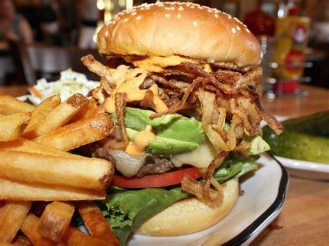 burgers   major cities