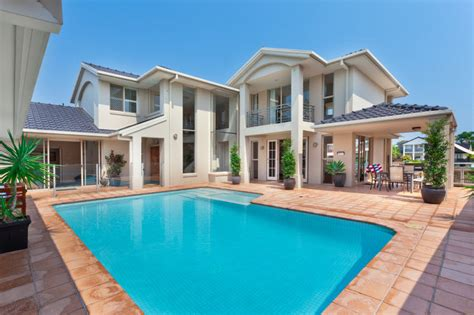 Australians Own The Biggest Houses In The World