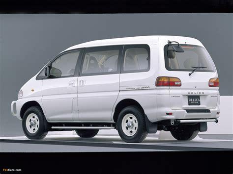 Mitsubishi Delica Photo by Photos Of Mitsubishi Delica Space Gear 4wd 1994 97 1280x960
