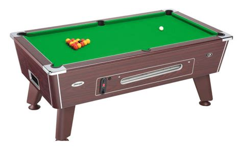6 feet pool table games omega 6 foot mahogany coin operated pool table