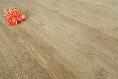 Bamboo Flooring: bleached carbonized horizontal plank