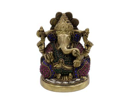 Buy genuine Brass Ganesha Ganpati Bring Prosperity