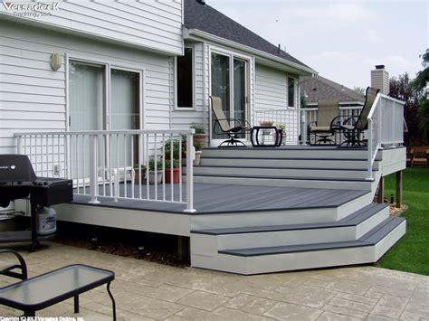 versa deck metal deck aluminum deck photos aluminum decks deck kits and