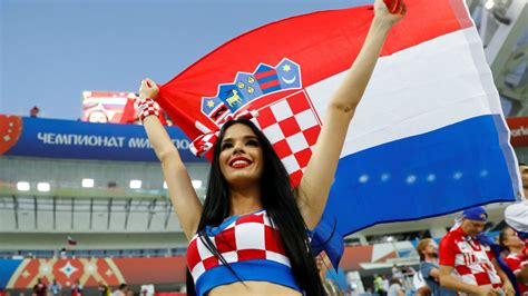Pics Fifa World Cup How Croatia Ended Russia