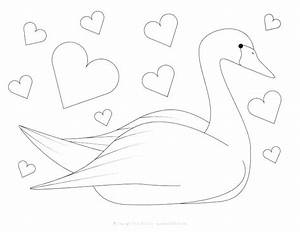 Stunning Swan Lake Ballet Coloring Pages Photos - Example ...