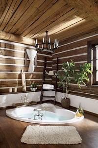 Bois Pour Salle De Bain : salle de bain bois pour une d co au confort maxi washroom decoration and spa ~ Melissatoandfro.com Idées de Décoration