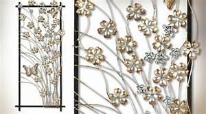 Decoration Murale Fer : la d co fer forg 41 id es inspirantes pour votre ~ Melissatoandfro.com Idées de Décoration