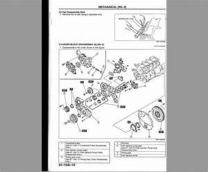 Factory Workshop Service Repair Manual Ford Ranger 2006