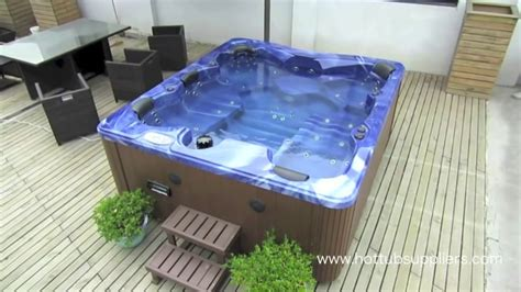 balboa tub the zspas poseidon balboa 6 seater tub exclusive to
