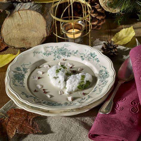 crema de ave  isla flotante de berros receta en telvacom