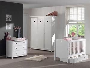 Babyzimmer 3 Teilig Günstig : babyzimmer amori komplett mit kommode und wickelaufsatz kinder jugendzimmer kommoden ~ Bigdaddyawards.com Haus und Dekorationen