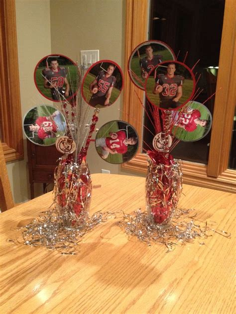 sports centerpieces for tables image result for swim banquet table centerpieces swim