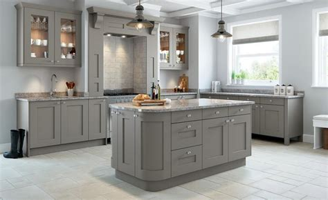 pictures of kitchen cabinets painted gray rivington bespoke painted kitchen in dove grey
