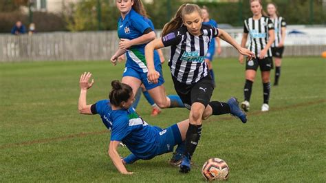 Newcastle United - Blyth Town Ladies 0 Newcastle United ...