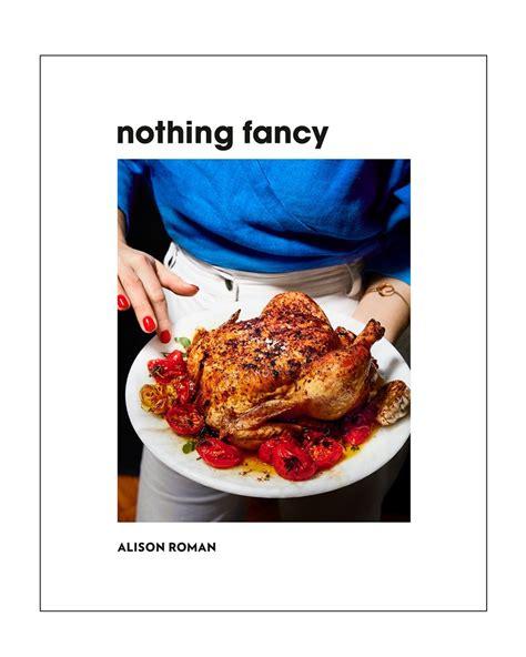 fancy alison roman