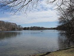 Boating In Boston At Lake Cochituate by Dudley Pond Cochituate Massachusetts