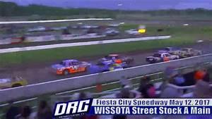 Fiesta City Speedway 5/12/17 WISSOTA Street Stock Races ...