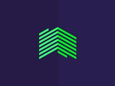 bp homes monogram logo design symbol  alex tass logo designer  dribbble