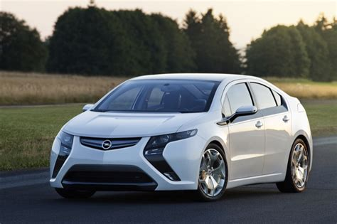 Opel Volt by Gm Adds New York City As Chevy Volt Launch Markets