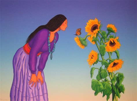 R.c. Gorman / Virtual Gallery Art For Sale Western Graphics