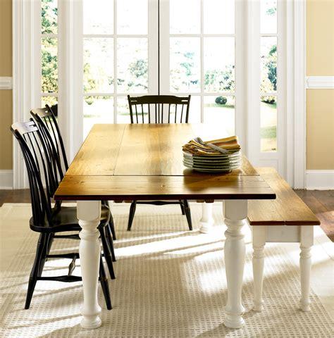 classic cottage dining table  sale cottage bungalow