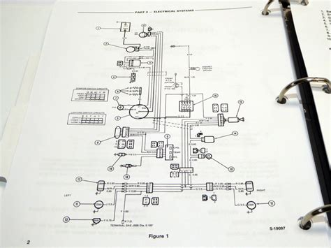 Ford 1710 Wiring Diagram by Ford 1310 1510 1710 Tractor Service Manual Repair Shop