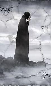 "severus-snape-my-eternal-prince: "" Artwork by Syrena. ""Why ..."