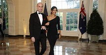 Stephen Miller and His New Bride Enjoying a Lovely ...