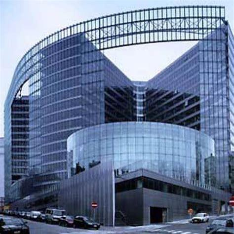 murphy jahn european union headquarters brussels belgium