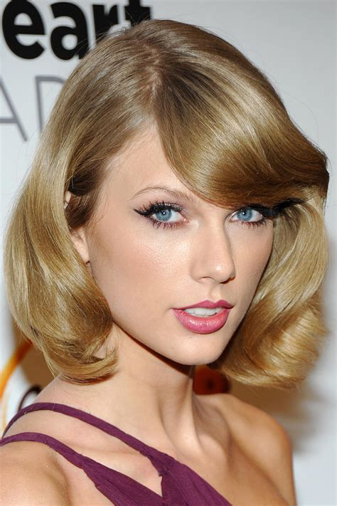 Taylor Swift Bob Hairstyle   The Best Hair Style In 2018