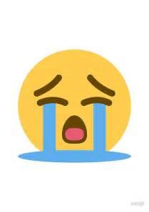 Emoji Sad Face Crying