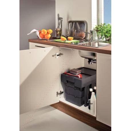 poubelle cuisine coulissante sous evier poubelle coulissante sous évier 2 ou 3 bacs accessoires de