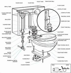 How To Repair A Toilet  Step