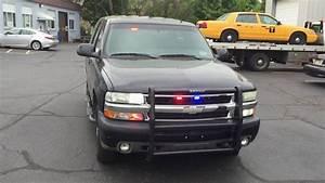 2003 Chevrolet Tahoe Police Suv Movie Car
