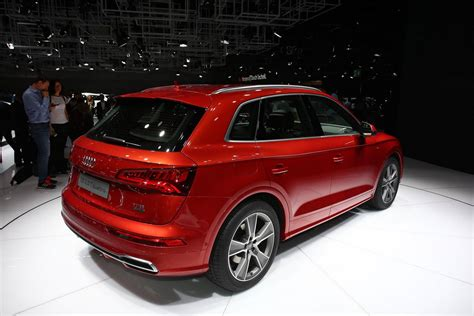 Paris 2016 Audi Q5 Gtspirit