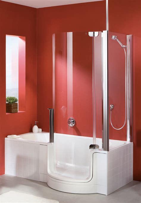 duschbadewanne mit tür duschbadewanne twinline 1 das 2x1 im bad artweger