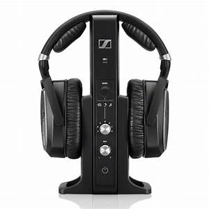 Sennheiser Rs195 2 4ghz Wireless Headphones With Listing Presets