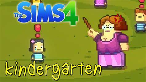 Music Tested In Kindergarten The Sims 4 Kindergarten Play Theme