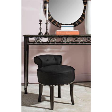 vanity with stool home decorators collection ella script vanity stool